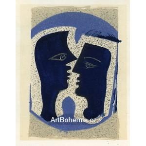 Le Couple - Lettera amorosa (1963), opus 140