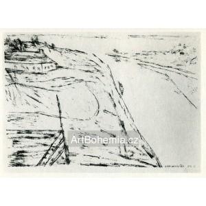 Blick auf einen Fluss (River View) (1912)