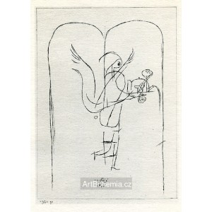 Engel bringt das Gewünschte (Fulfillment Angel) (1920)