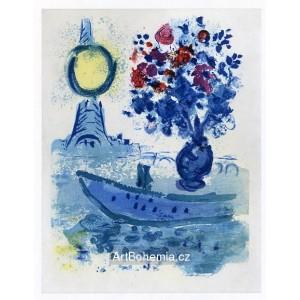 Bateau-mouche au bouquet (Regards sur Paris), opus 352 (1960)