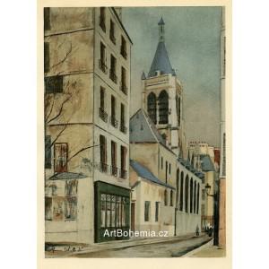 L´Église Saint-Séverin
