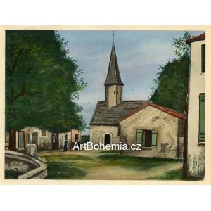 L´Église Saint-Hilaire