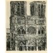 Les Tours de Notre-Dame de Paris (1910)