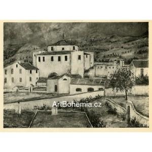 Église en Corse (1913)