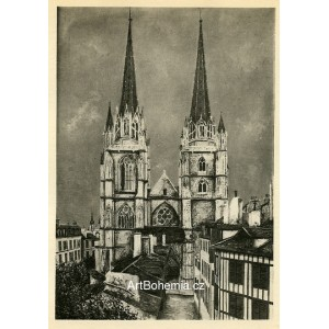Cathédrale de Bayonne (1915)