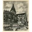 Église a Ecouen (1924)