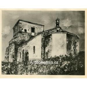 Église de Montmebas, Rhone