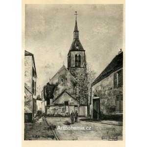 Église de Monnerville (1928)