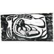 Femme couchée sous un arbre (1895), opus 10