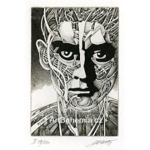 Franz Kafka (zelená varianta)