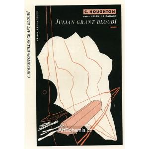 Houghton: Julian Grant bloudí - obálka