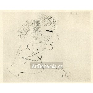 Divergenz Kopf - Hände (1929)