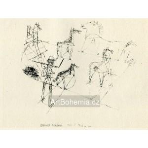 Dressierte Wildpferde (1923)