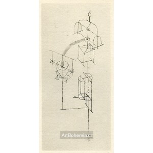 Apparat aus dem Ordinationszimmer eines Arztes (1922)