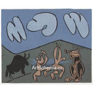 Bacchanale au taureau noir, opus 935 (1959)