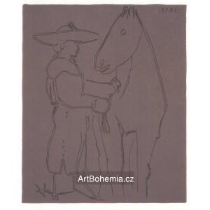 Picador et cheval, opus 912 (23.9.1959)