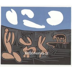 Bacchanale au taureau, opus 933 (1959)