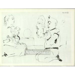 La Comédie Humaine (162) 25.1.1954 III