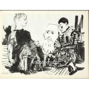 La Comédie Humaine (161) 25.1.1954 II
