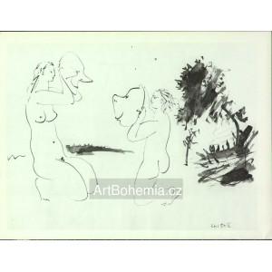 La Comédie Humaine (156) 24.1.1954 VI