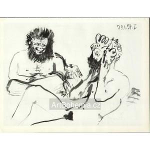 La Comédie Humaine (149) 23.1.1954 X