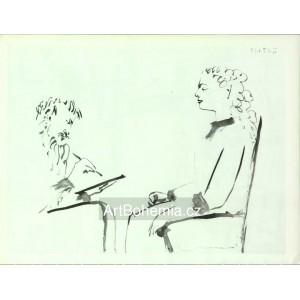 La Comédie Humaine (142) 23.1.1954 II