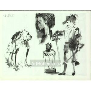 La Comédie Humaine (139) 21.1.1954 IV