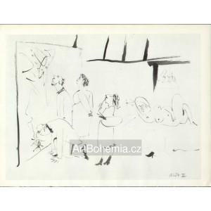 La Comédie Humaine (128) 19.1.1954 VI
