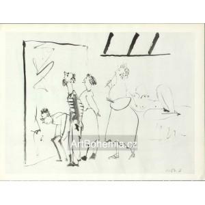 La Comédie Humaine (126) 19.1.1954 IV