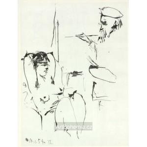 La Comédie Humaine (116) 14.1.1954 II