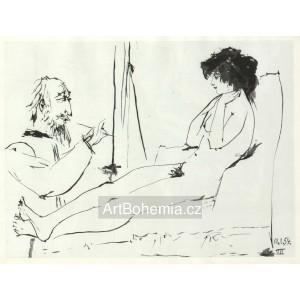 La Comédie Humaine (113) 10.1.1954 XVI