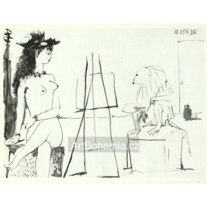 La Comédie Humaine (110) 10.1.1954 XIV