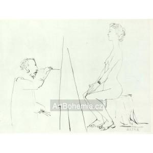 La Comédie Humaine (108) 10.1.1954 XII