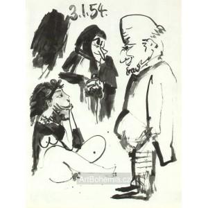 La Comédie Humaine (43) 3.1.1954