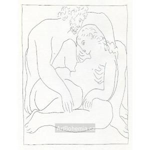 Amours de Jupiter et de Sémélé (Les Métamorphoses d´Ovide)