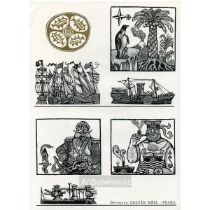 Zámořské objevy - 7 grafik