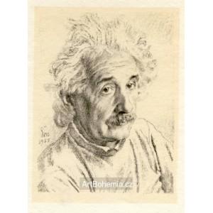 Albert Einstein (1955)
