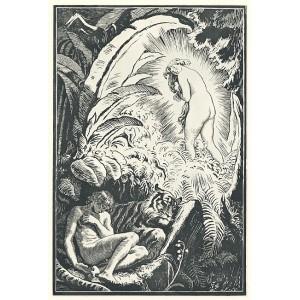 Zjevení - Rajská sonáta I (1917)