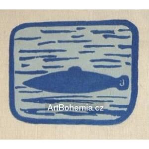 Modrá ponorka