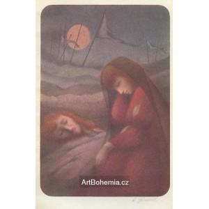 Smutek (Cyrano z Bergeracu)