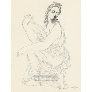 Akt s dýkou (Ovidius)