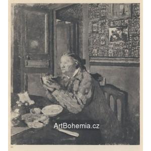 Le Femme au bol (1897)