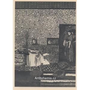 Personnages dans un intérieur (1896)