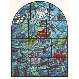 Reuben (Rúben) V - The Jerusalem Windows