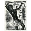 Tanec - Habeši mír! - PF 1936 Josef Hodek