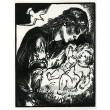 Maminka s robátkem - PF 1945 Josef Hodek