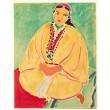 Zora - La robe jaune (1912)