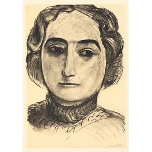 Mademoiselle Claribel Cone (1933)