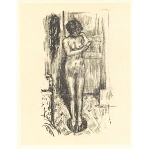 Étude de Nu (1925), opus 84