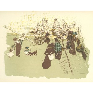 Coin de Rue (Quelques aspects de la vie de Paris) (1899), opus 58